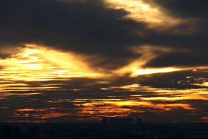 Flamboyant sky (8) by Feelin3