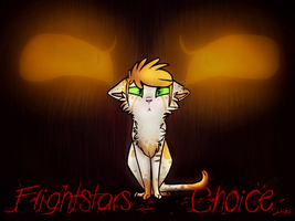 Flightstar's Choice *TITLE PAGE!* by hushbee