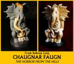 CHAUGNAR FAUGN CTHULHU MYTHOS by zombiequadrille