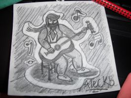 guitar guy by ateck5