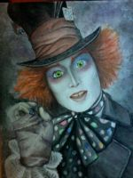 Mad Hatter by shinydust