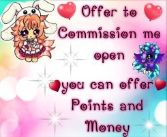 offer to commission by SweetAdoptParadies