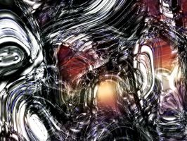 Channelling Giger I by fission1