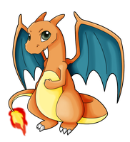 006. Charizard by ChibiTigre