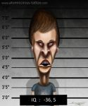 ButtHead from Beavis and Butt-Head by AtomiccircuS