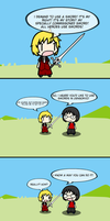 Are Swords the Problem? by RandomNumbers5902672