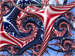 Happy Independence Day! by rosshilbert