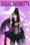 Sailor Bayonetta by HatterMadness