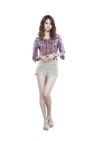 SNSD - Yoona Png by thisisdahlia