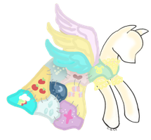 MLP: The Cupcake Dress by Blesses