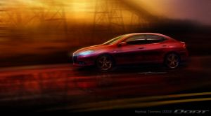 Artwork for Dodge Inspired by You Contest 2nd by TaorminaDesign
