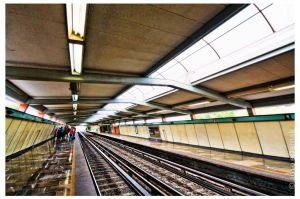 Subway Runway by eDamak