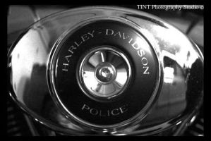Harley, Police by TINTPhotography
