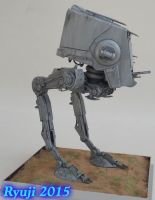 Bandai AT-ST02 by celsoryuji