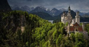 Neuschwanstein by cwisme
