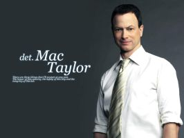 Mac Taylor - Wallpaper by Nyiro