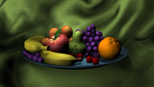 Fruit test by mirry92