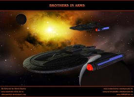 STAR TREK - ICICLE: BROTHERS IN ARMS by ulimann644