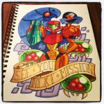 Metroid by Chad73