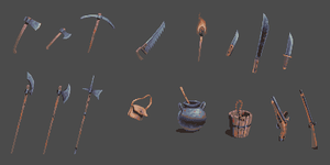 Tools by Xamlllew