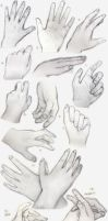 100 Hands by Gakidou