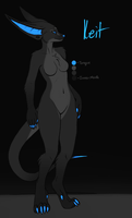 -Updated- Keit Ref Sheet. by Keitikins