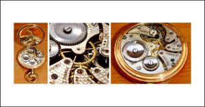 Pocket Watch Cogs by Forestina-Fotos