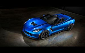 2015 Chevrolet Corvette Z06 Convertible by ThexRealxBanks