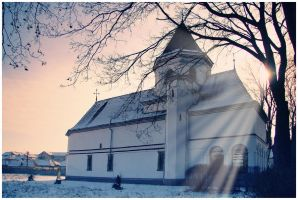 My Church by iustyn