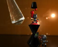 LavaLamp Deviants by R-Nader