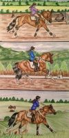 Evolution of the Canter by walktrotcanter7