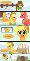Caramel's Story Part 14 by DespisedAndBeloved