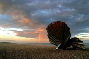 Shells and Rainbows by Andrew-and-Seven