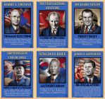 Most Incorruptible Leaders by CharlieWilcher