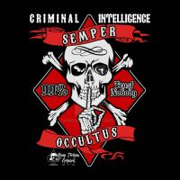 Criminal Intelligence logo by crime1985