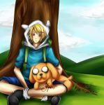 Adventure Time by ayien-chan