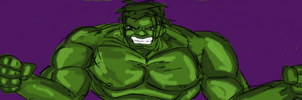 The Everloving Hulk by nemalki