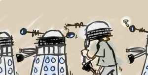 infultrating the daleks by Underbase