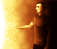 Sunshine - Chris Evans by citsiurtlanu