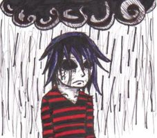 Emo Zombie by Deathly-UnderTaker