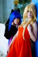 Panty and Stocking by Hanako-Smile