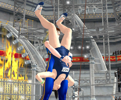 Piledrive Xiayou Requested part 2 view 2 by fulgore12