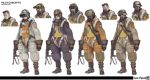 Lost Epoch: Pilot Concepts by NicholasKay