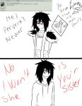 Ask 10: ~Perverd and killing..~ by Faarao-Jeba