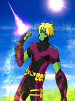 Brainiac 5 by Bobkitty23