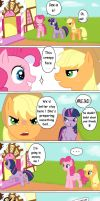 ::Trust in friendship:: MLP FiM~ by Thildou-chan
