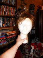 The Doctor's Wig finished by PirogoethsCosplay