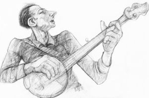 Pete Seeger, Thank You Pete by LevonHackensaw