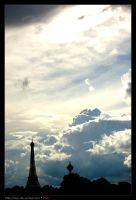 PARIS the tower by caio