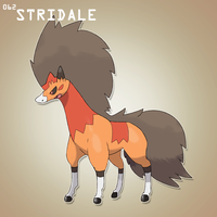 062: Stridale by SteveO126